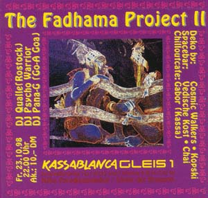 Flyer the fadhama project II