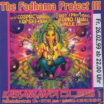 Flyer the fadhama project III