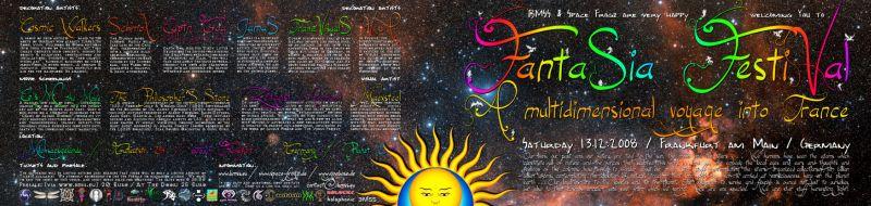 Flyer fantasia festival
