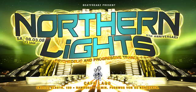 Flyer nothern lights
