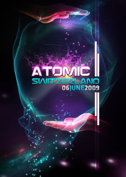 Flyer atomic open air