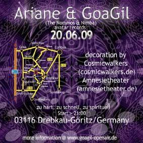 Galerie goagil open air