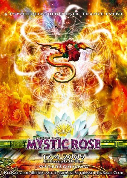 Flyer mysticrose