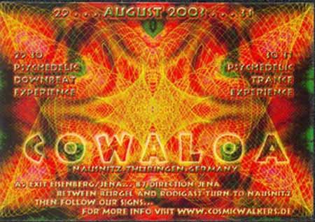 Flyer cowaloa 2003
