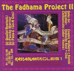 Flyer the fadhama project II