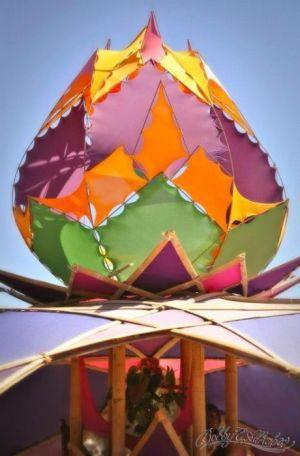 Flyer boom festival 2012