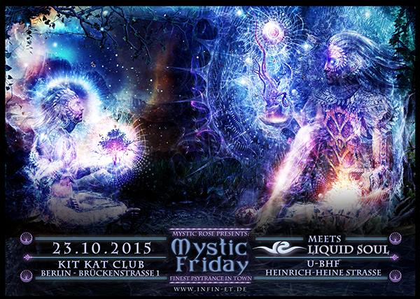 Mystic Friday meets Liquid Soul