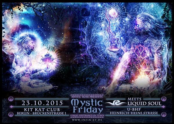 Mystic Friday meets Liquid Soul